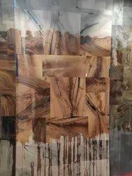 Dark Brown Veneer Plywood