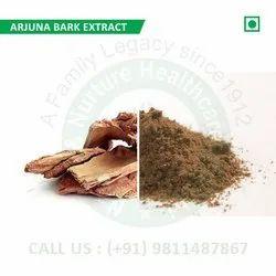 Arjuna Bark Extract (Terminalia Arjuna, Abhaya, Argun, Partha, Vibhitaki, Kadukka, Kakubha)