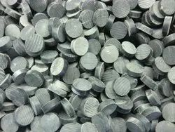 Round Horn Button Blank, For Garments, Packaging Type: Packet