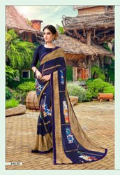 Stitched Hand Wash sarees