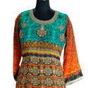 Satin Salwar Suit