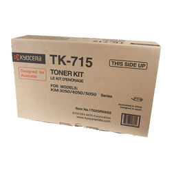 Kyocera Mita TK715 Toner Cartridge