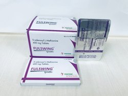 Innovexia's Fulswing S-Adenosyl L Methionine 400 Mg Tablets, Packaging Type: Alu Alu, Packaging Size: 10 X 1 X 10