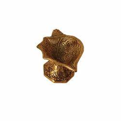 AJN-29 Brass Diya Stand