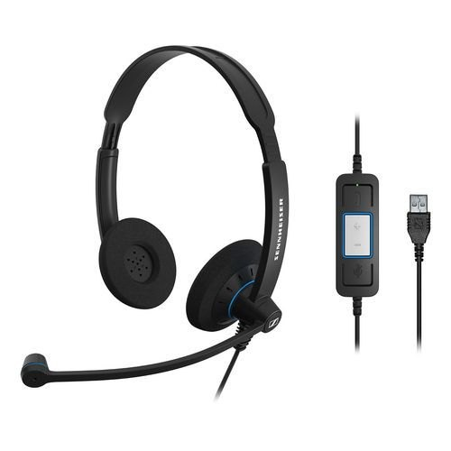 SC 60 Sennheiser Call Center Headset, Ability Infotech | ID: 17842773955