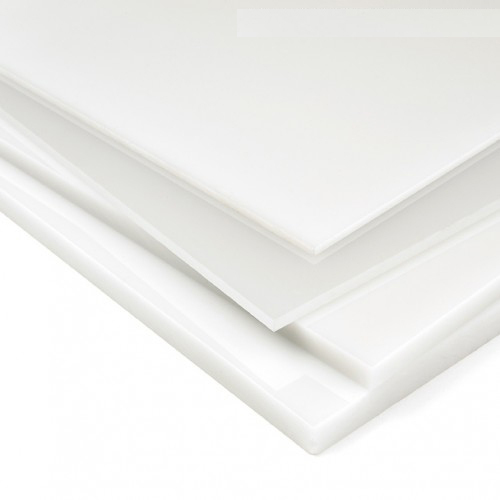 White Polypropylene Sheet Thickness 5mm Rs 300