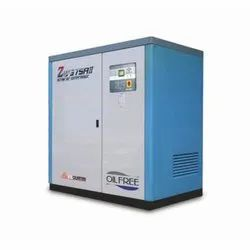 ZW Oil Free Screw Compressor
