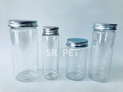Steel Cap Jars