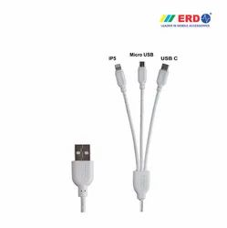 UC91 Multi USB Cable (3in1)