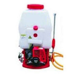 Petrol disinfectant sprayer