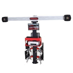 V3DEL 3D Wheel Alignment Machine