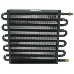 Fin Type Gateway Heat Exchanger