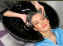 Beauty Parlour Hair Treatment