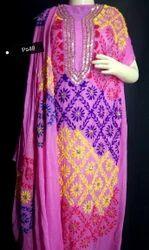 Wedding Wear Pakistani PHULKARI Suit