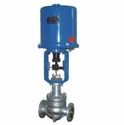 Electric 4-20MA Regulating Control Valve