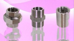 FORGED STEEL THREADED FITTINGS