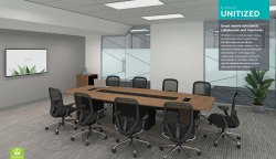Godrej Conference Table for Corporate Office