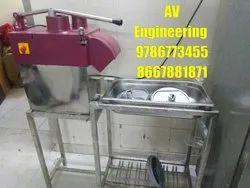 AV Commercial Vegetable Cutting Machine
