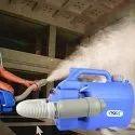 Mist Sprayer Electrostatic ULV Cold Fogger - Does Not Heat & Damage Chemical