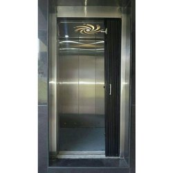 Reyon 4-6 Persons Mirror Finish Stainless Steel Elevator Cabin
