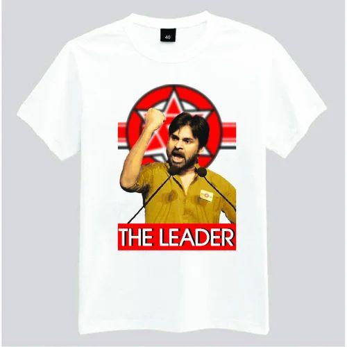 b4509e01b Janasena T shirt, पुरुषों की सूती टी-शर्ट ...