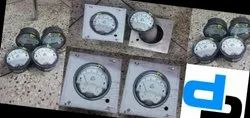 Aerosense Model ASG- 50 Differential Pressure Gauges Ranges 0-50 Inch Wc