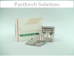 Cabgolin 0.25mg Tablets