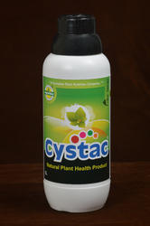 Organic Cystac Natural Plant Health Nutrients