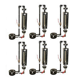 By-Pass Glass Tube Rotameter