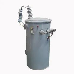 Single Phase Pole Mounted Self Protected Distribution Transformer