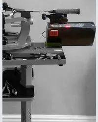 Megsha Manual 102 Stringing Machine, Production Capacity: 65 Lbs, Rs