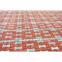 Cement Interlocking Floor Tiles