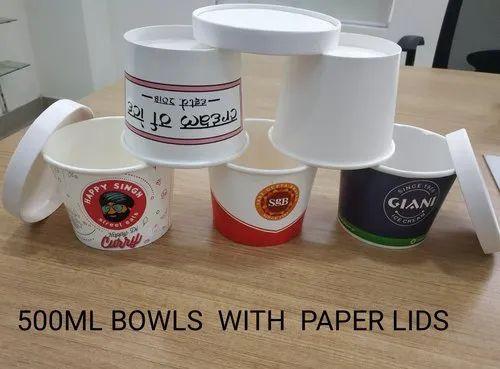 500ML Paper Tub