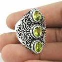 Fabulous Design 925 Sterling Silver Lapis Ring