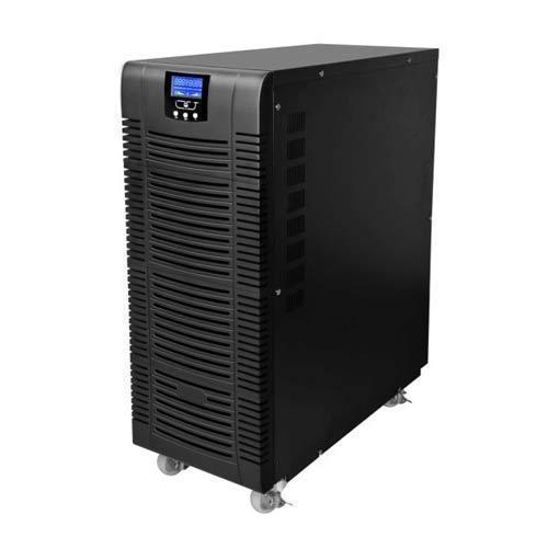 6 KVA Single Phase Hybrid Online UPS, Input Voltage: 160-270 V, for Commercial