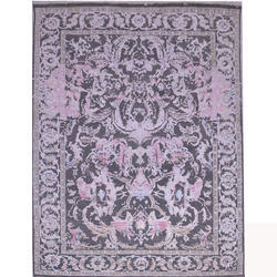 Oxidized Hand Knotted Wool Carpet For All Area