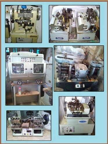 Chain Making Machines | Amol Services | Manufacturer in