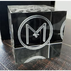 Square Paper Weight