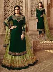Drashti Dhami Eid Special Lehenga Suit