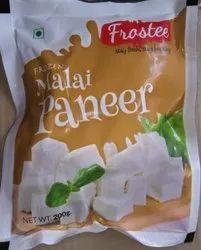 Frozen  Malai Paneer, Packaging Type: Box