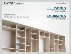 WPC Boards ¿¿¿ Replacing Plywood in furniture applications