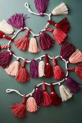 Tassels Garland Decorative