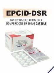 Pantoprazole 40 Mg & Domperidone 30 Mg Capsules