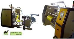 3 Drive Slitting Rewinding Machine