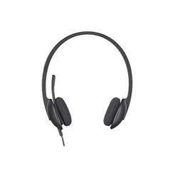 Logitech H340 USB Headset for PC and Mact