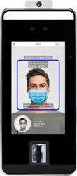 Face & Palm & Fingerprint & Card Verification and Body Temparature Detection System