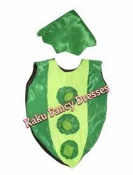 Kids Peas Cutout Costume
