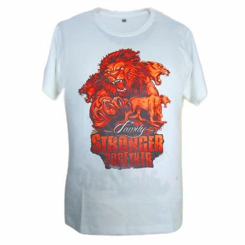 cc56eb275 Polyester Sublimation T- Shirt Printing, Rs 30 /unit, Digital ...