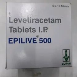 500 mg Epilive Tablets