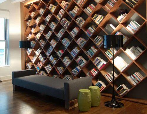 Cross Bookshelf Kitabon Ke Shelf